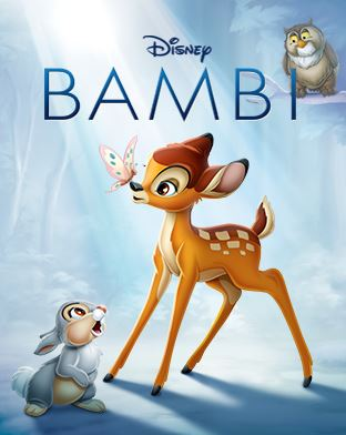 Poster of Bambi