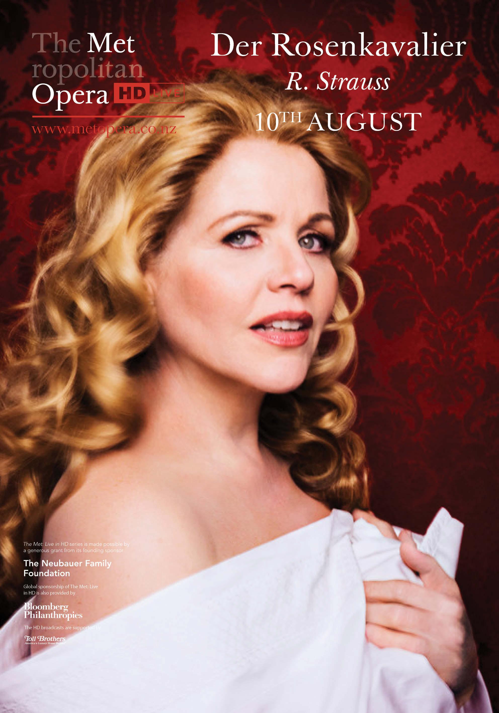 The Metropolitan Opera: Der Rosenkavalier