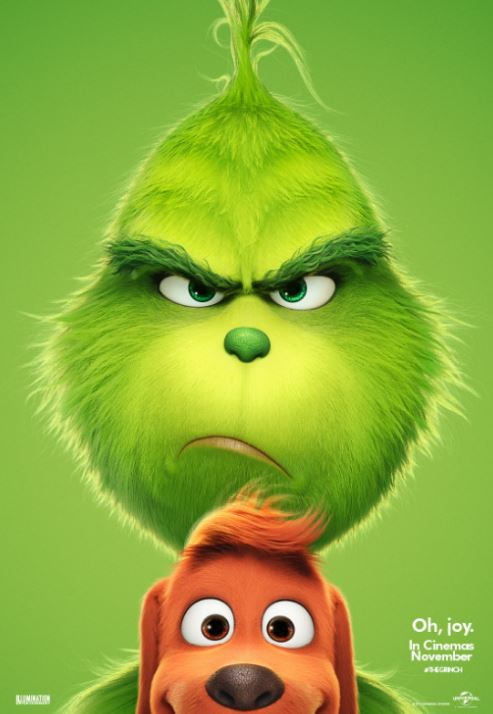 Poster of The Grinch