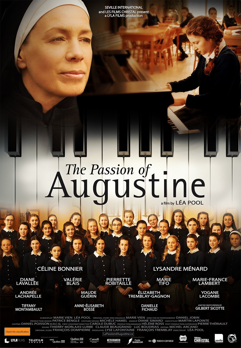 Poster of The Passion of Augustine