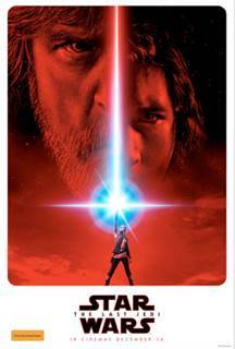 Poster of Star Wars: The Last Jedi 3D