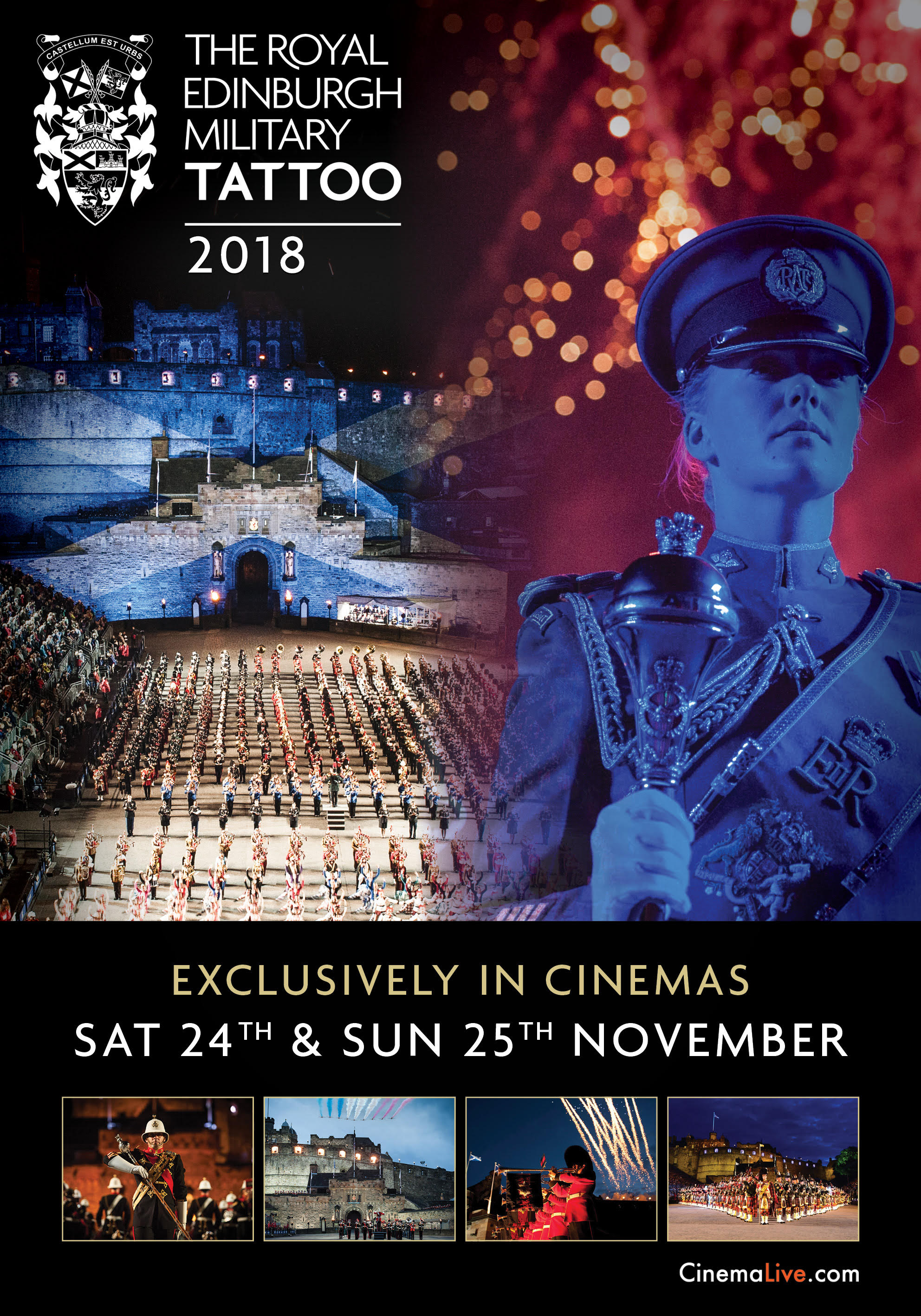 Poster of The Royal Edinburgh Military Tattoo