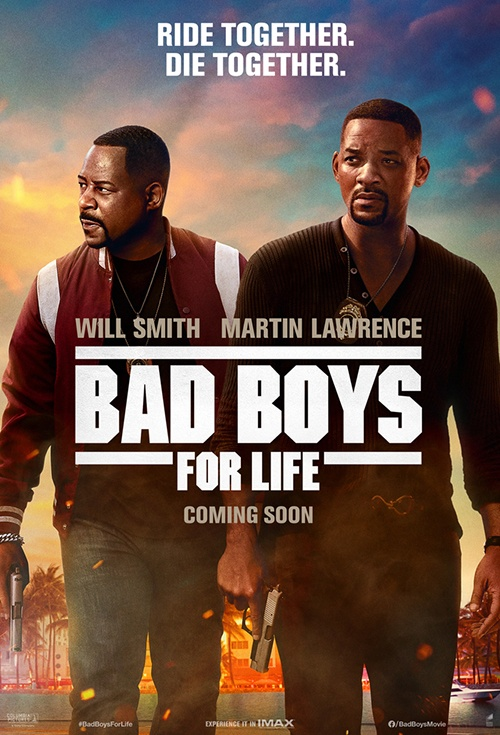 Poster of Bad Boys For Life