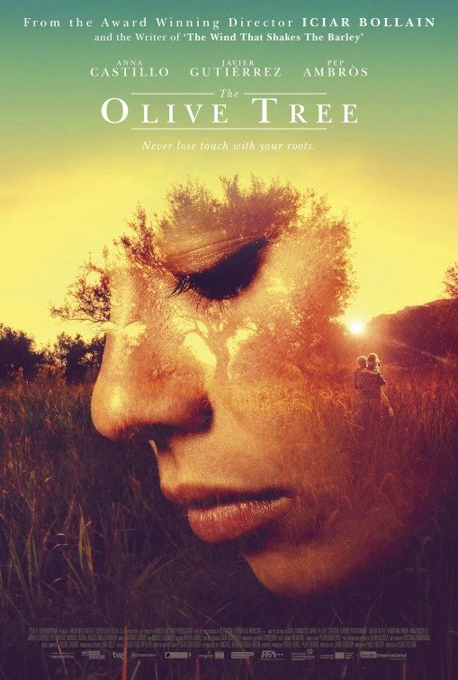 Poster of The Olive Tree