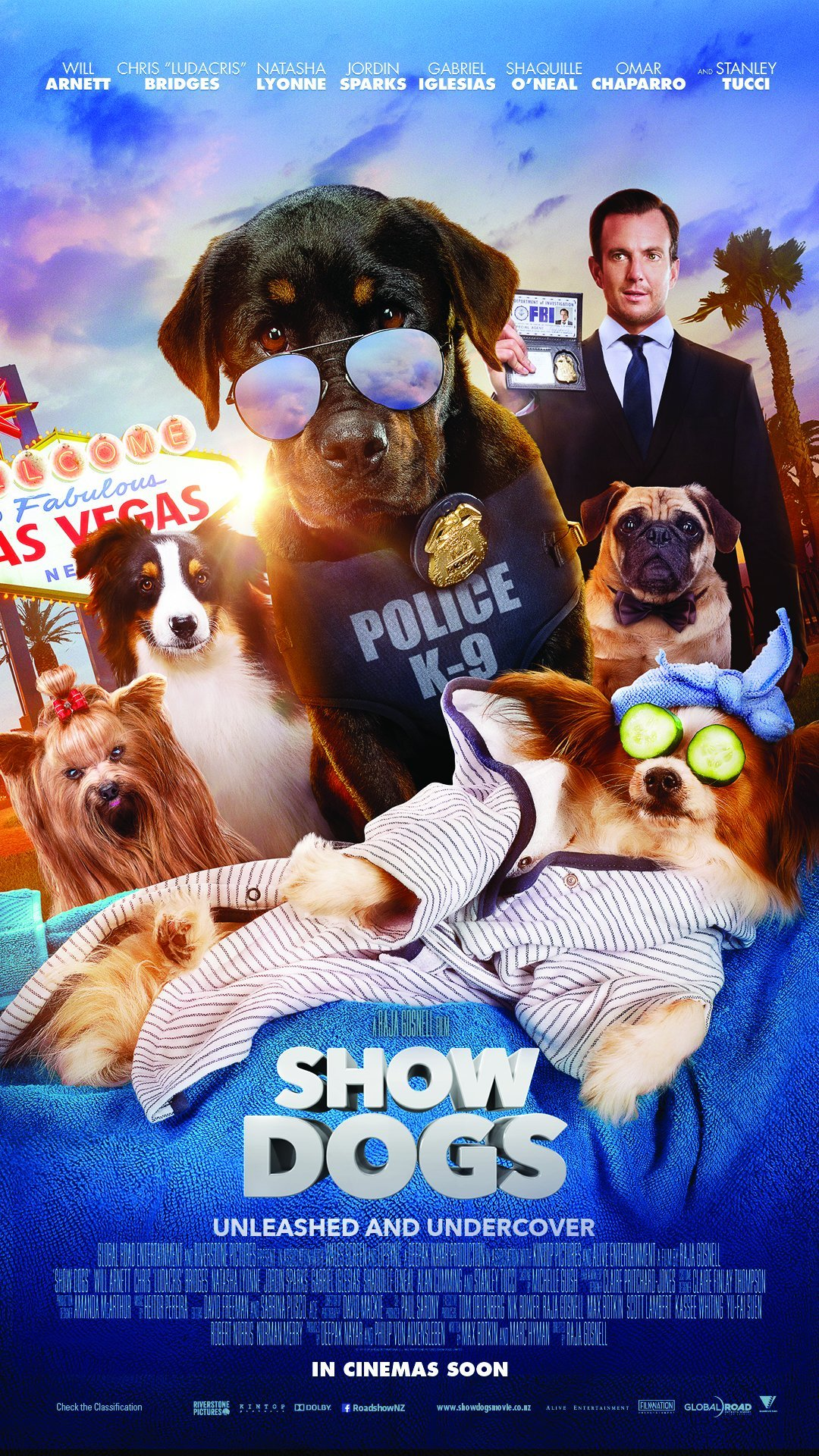Poster of Show Dogs