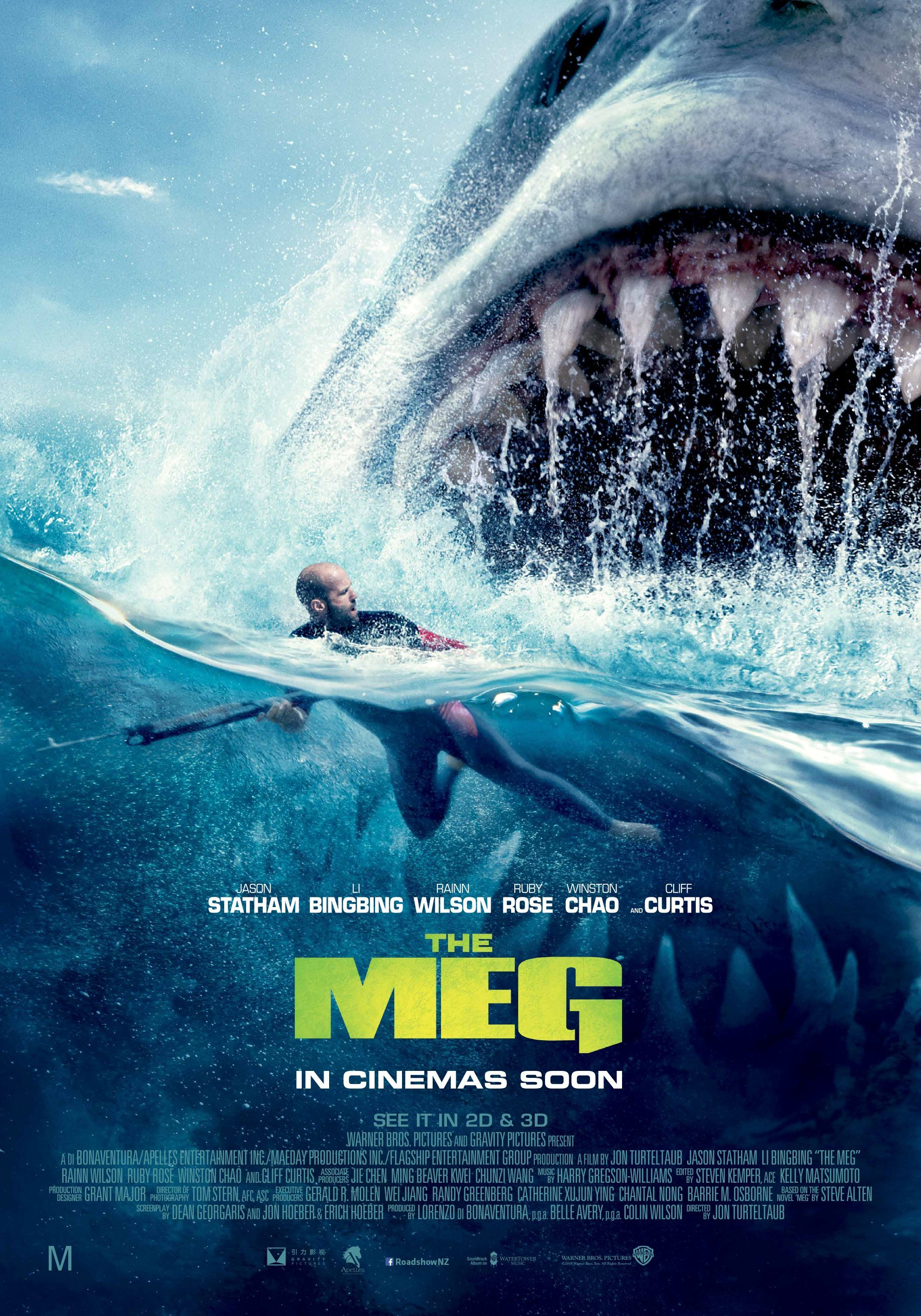 Poster of The Meg