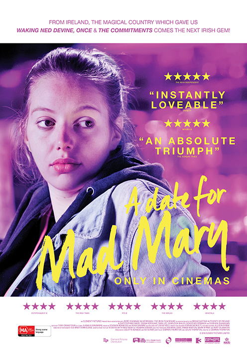 Poster of A Date for Mad Mary