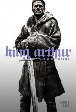 Poster of King Arthur: Legend Of The Sword 3D