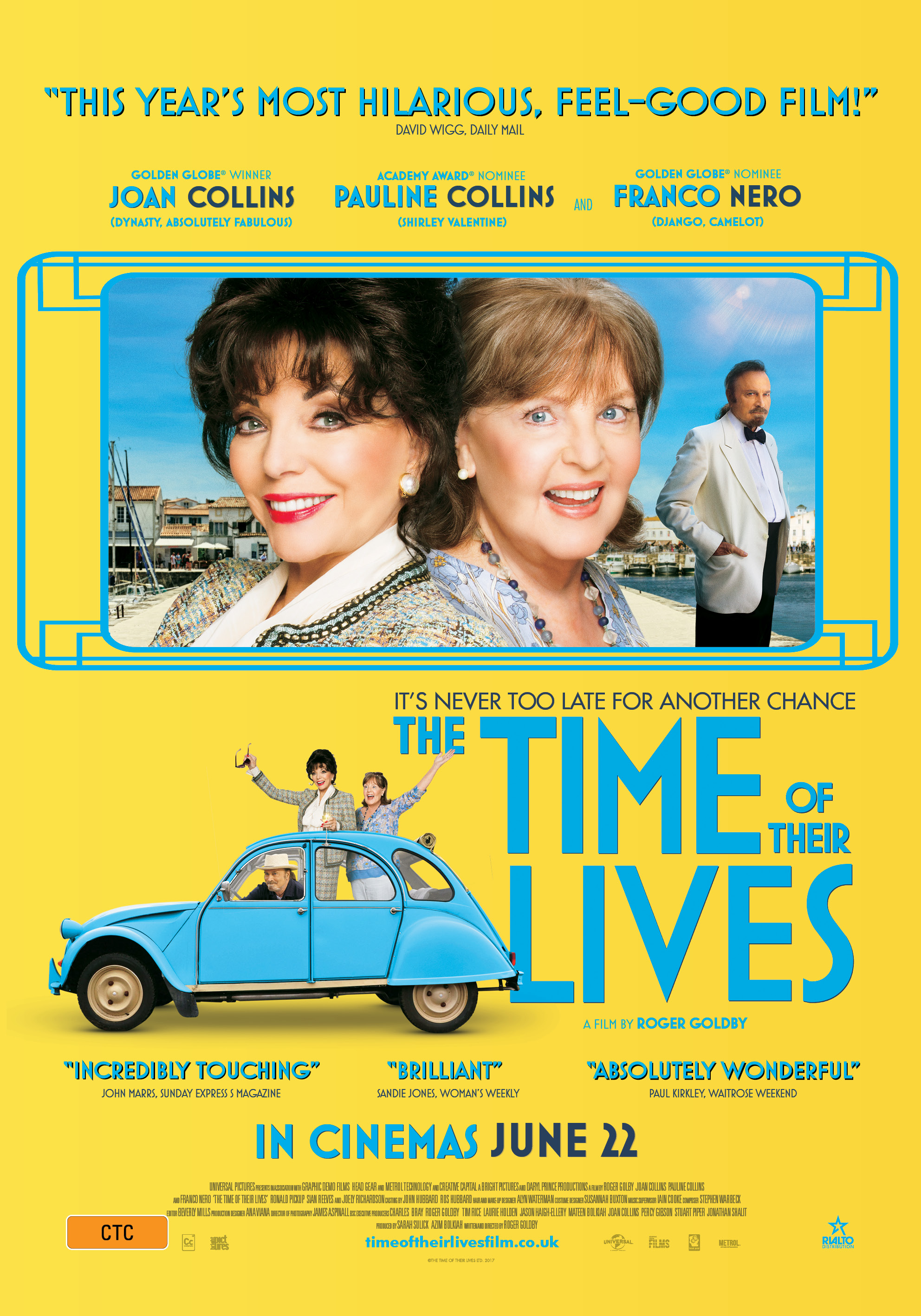 Poster of The Time of Their Lives