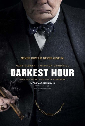 Poster of Darkest Hour