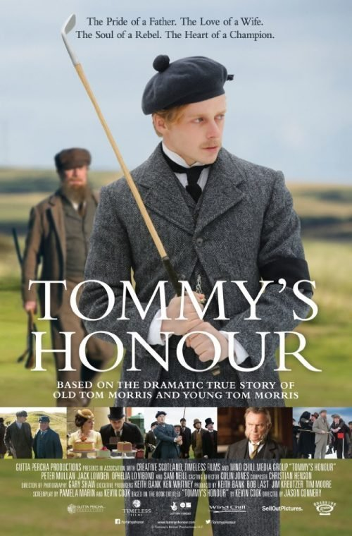 Poster of Tommy's Honour