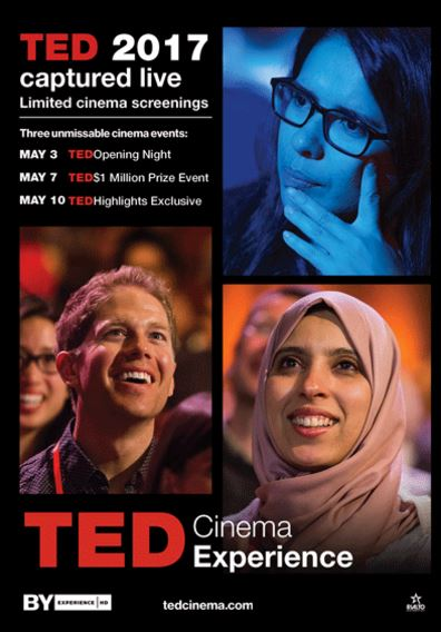 Poster of TED Cinema Experience: $1 Million Prize Event