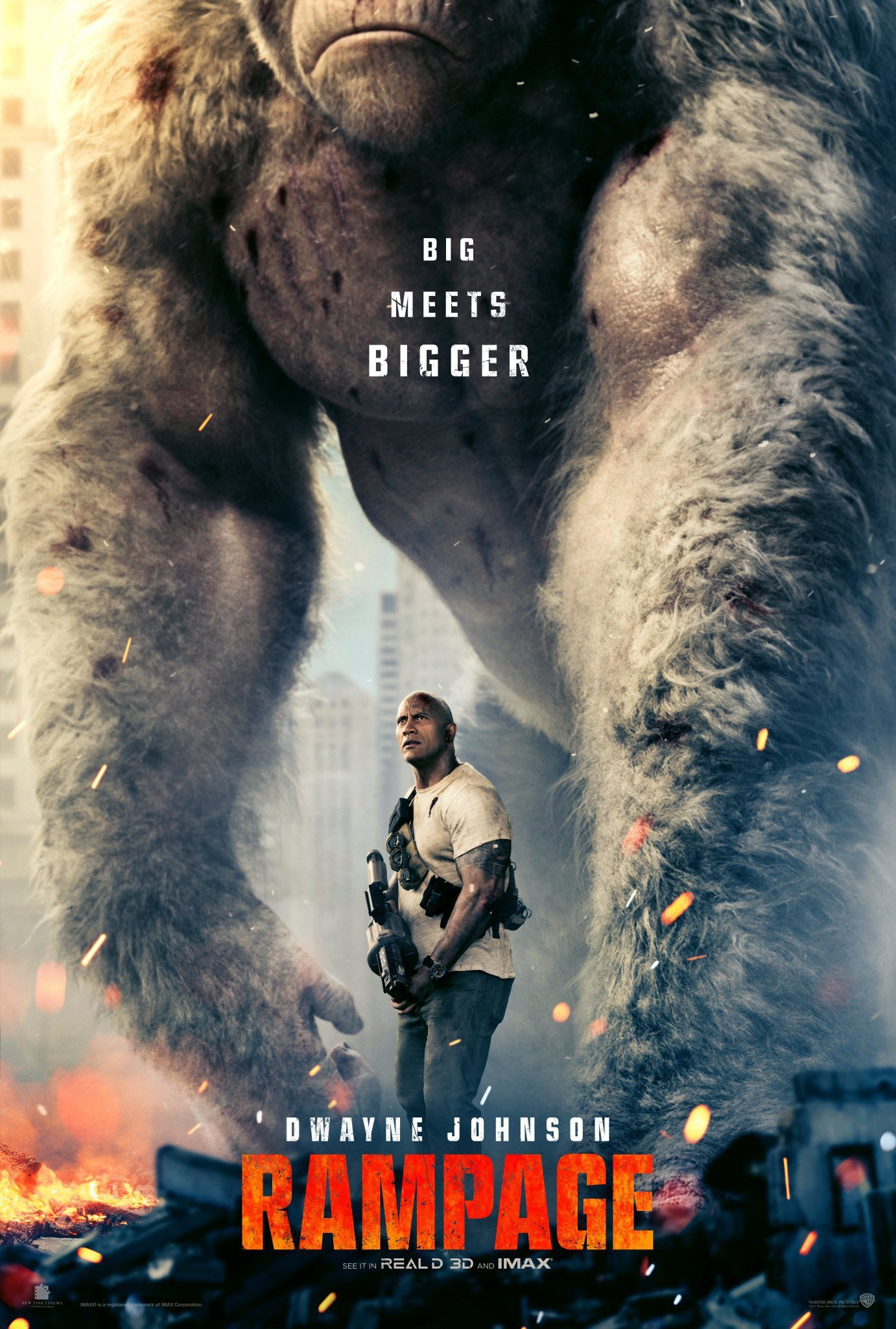 Poster of Rampage 3D