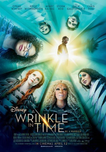 Poster of A Wrinkle in Time 3D