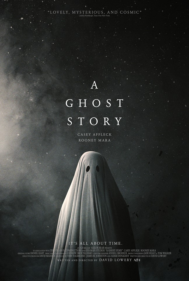 Poster of A Ghost Story