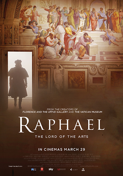 Poster of Raphael: Lord Of The Arts