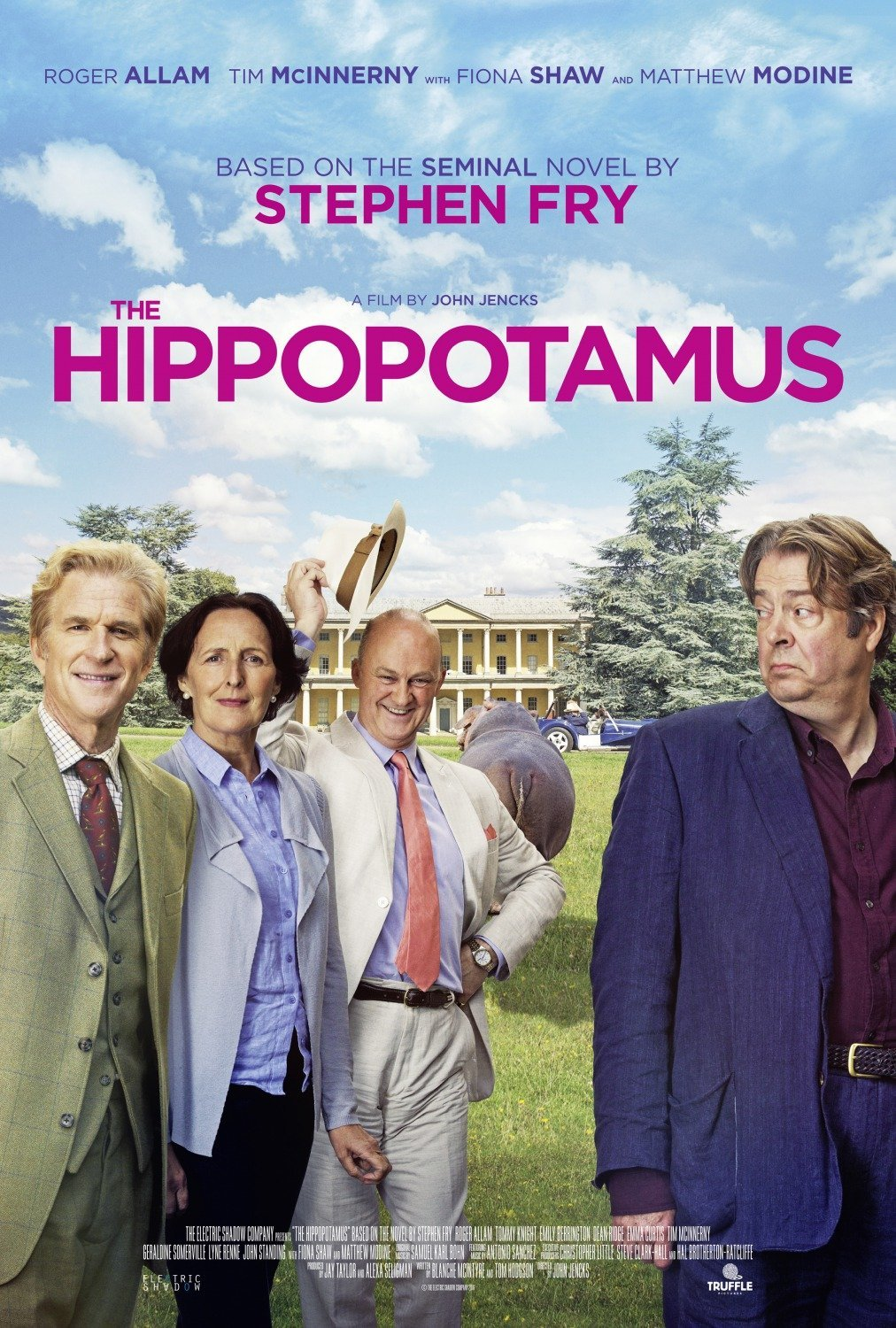 Poster of The Hippopotamus