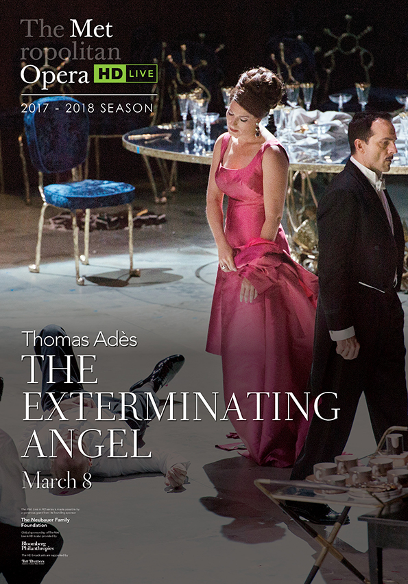Poster of Metropolitan Opera: The Exterminating Angel
