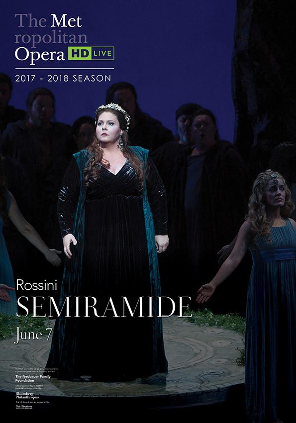 Metropolitan Opera: Semiramide