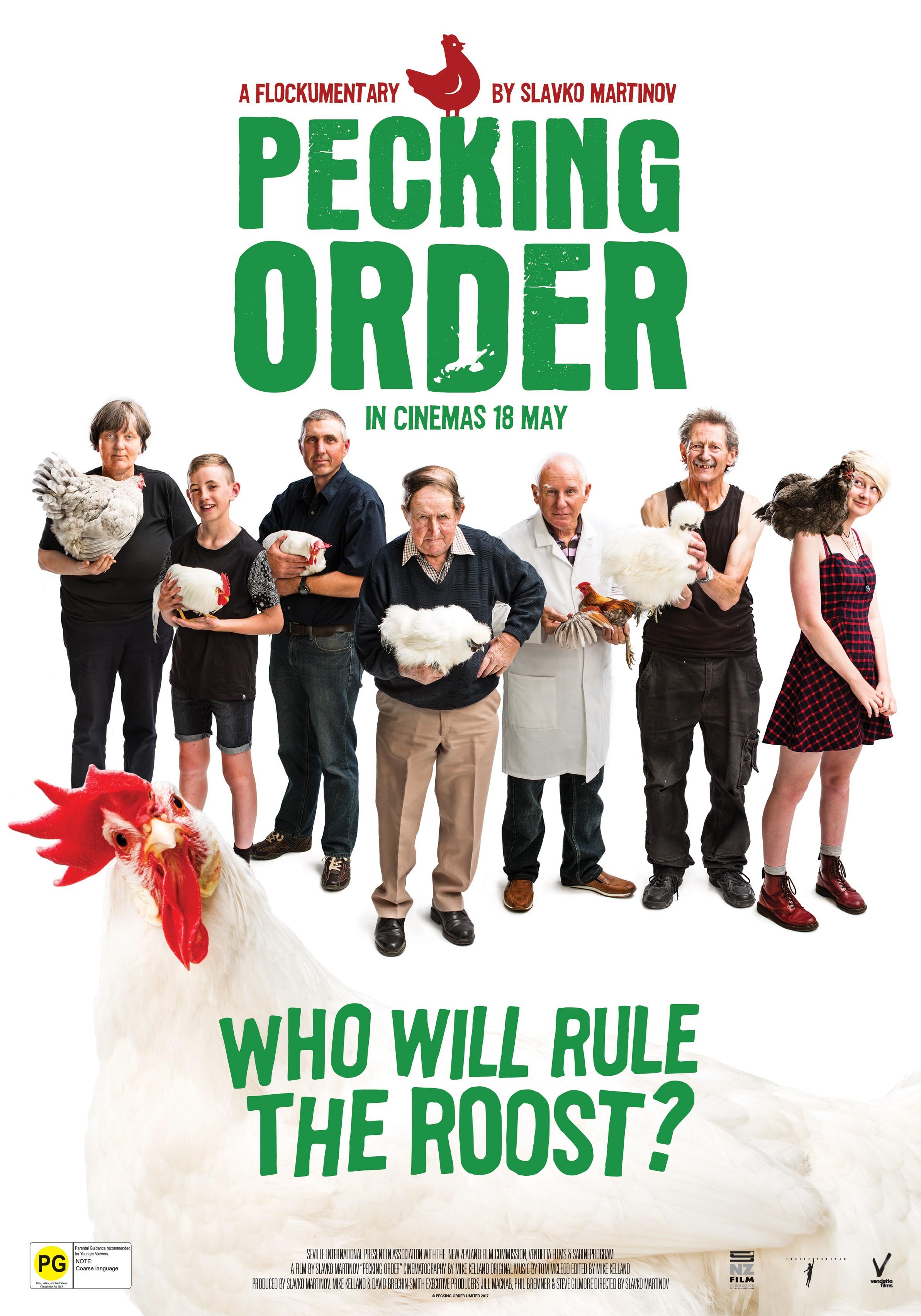 Poster of Pecking Order