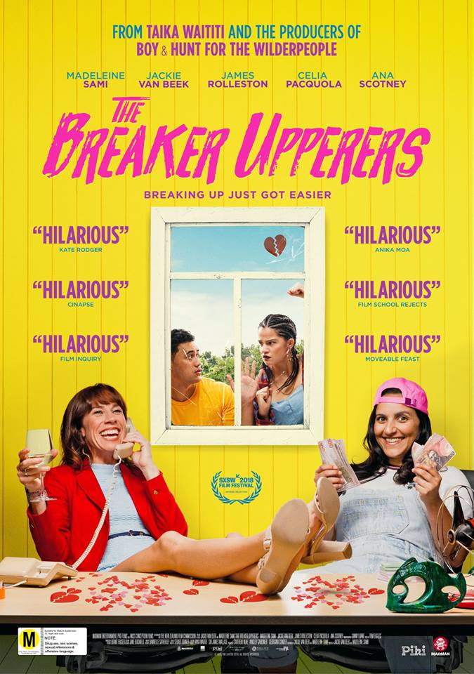 Poster of The Breaker Upperers