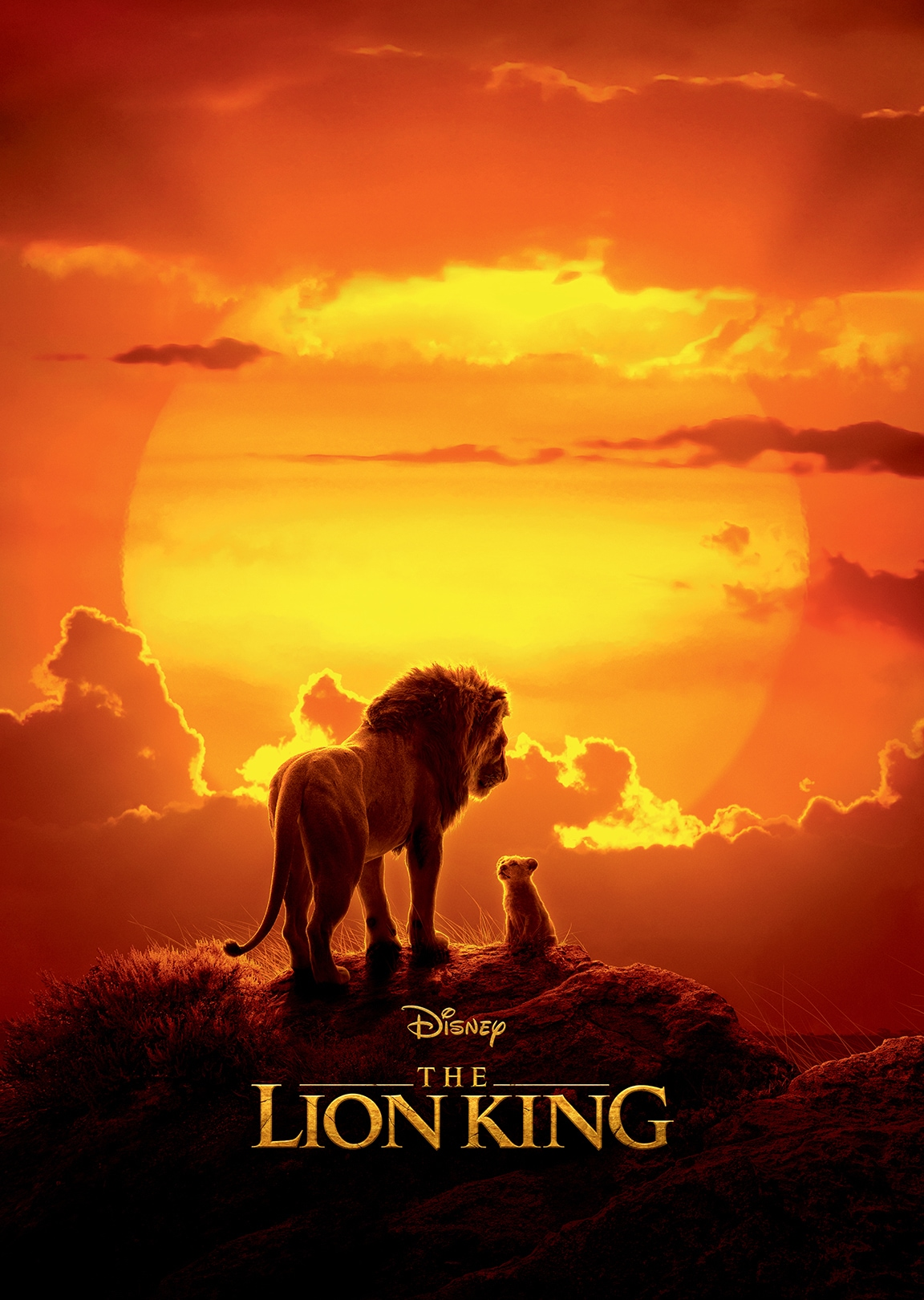 Poster of The Lion King