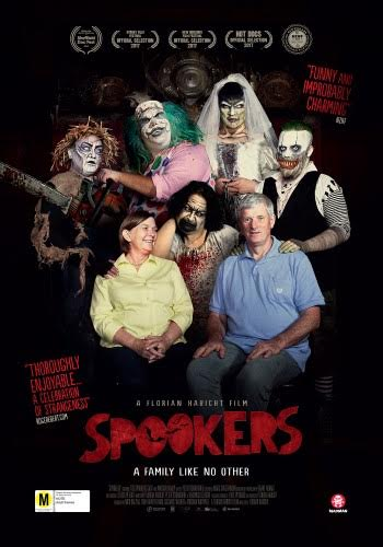Poster of Spookers