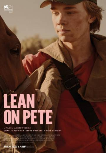 Poster of Lean on Pete