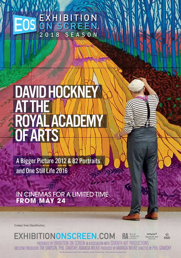 Exhibition On Screen: David Hockney at the Royal A