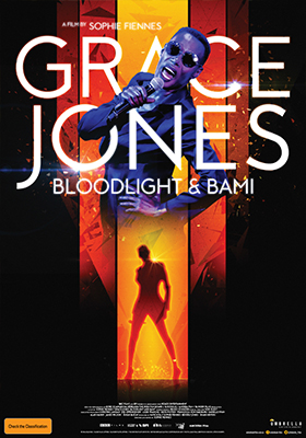 Poster of Grace Jones: Bloodlight and Bami