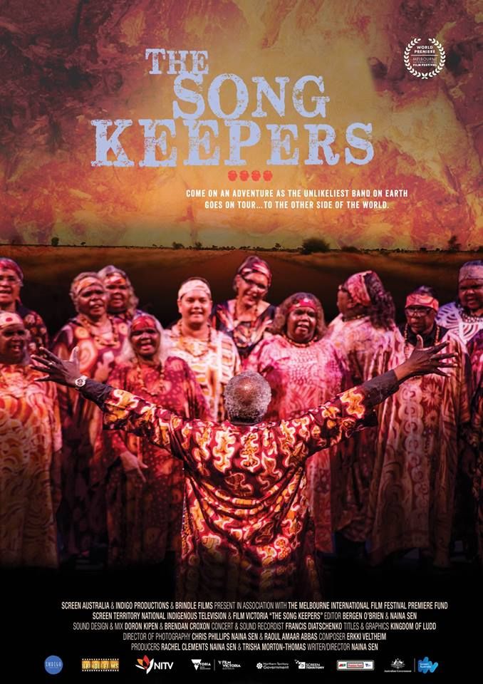 Poster of The Song Keepers