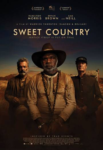 Poster of Sweet Country