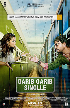Poster of Qarib Qarib Single