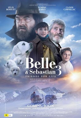 Belle & Sebastien: Friends for Life