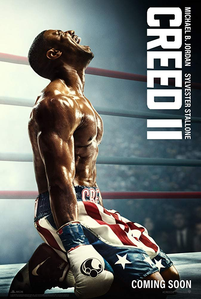 Poster of Creed 2