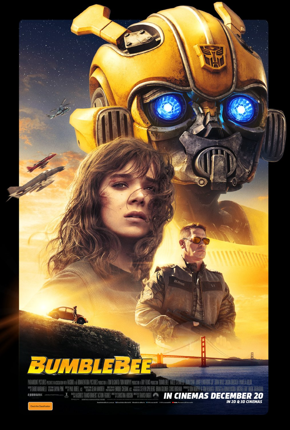 Poster of Bumblebee 3D