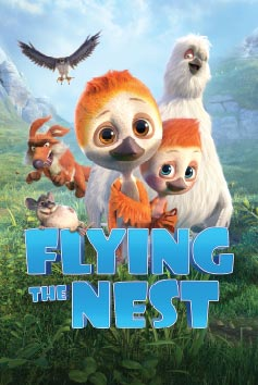 Poster of Flying the Nest