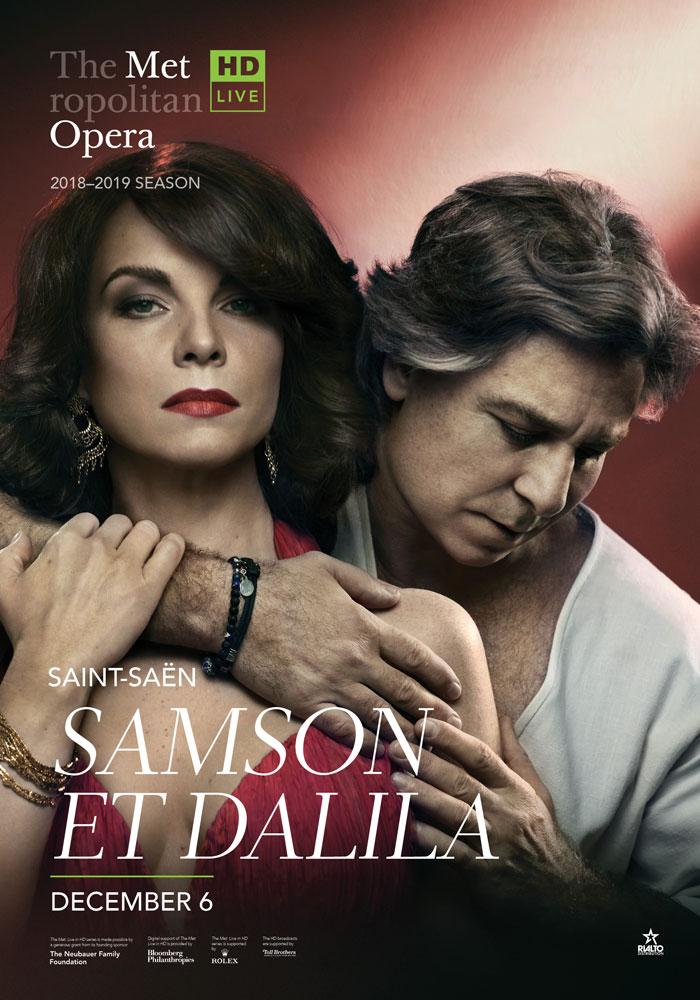 The Metropolitan Opera: Samson et Dalila