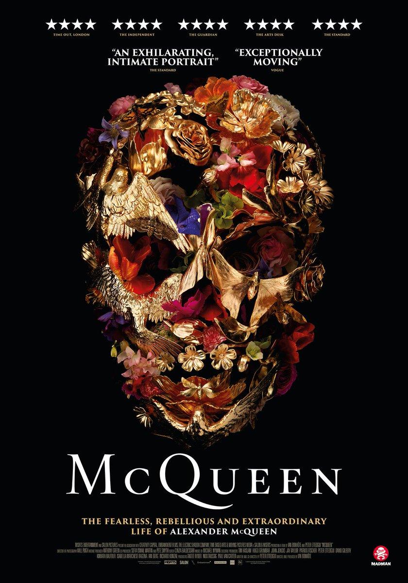 Poster of McQueen