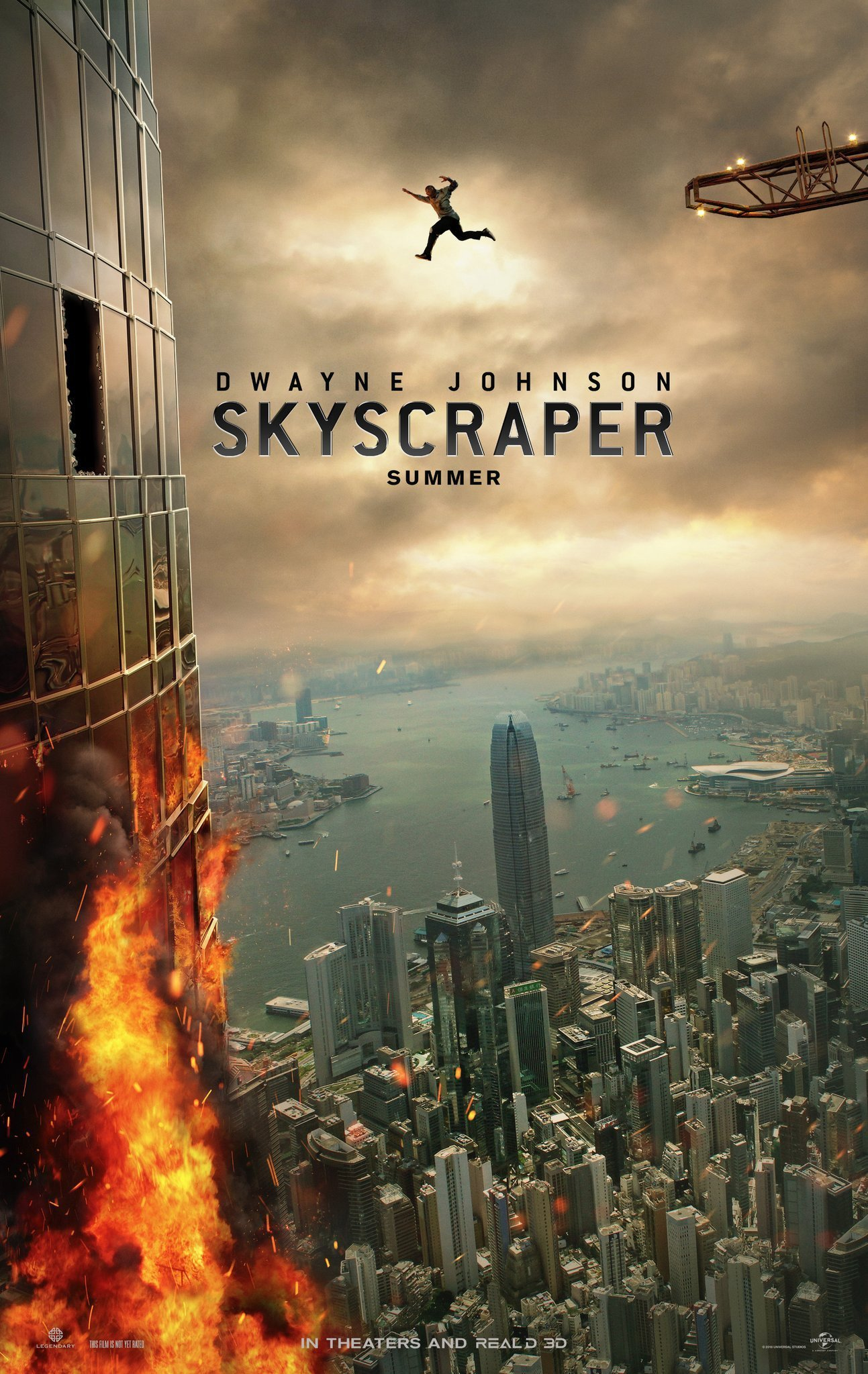 Poster of Skyscraper 3D