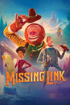 Poster of Missing Link