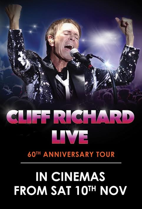 Poster of Cliff Richard Live: 60th Anniversary Tour