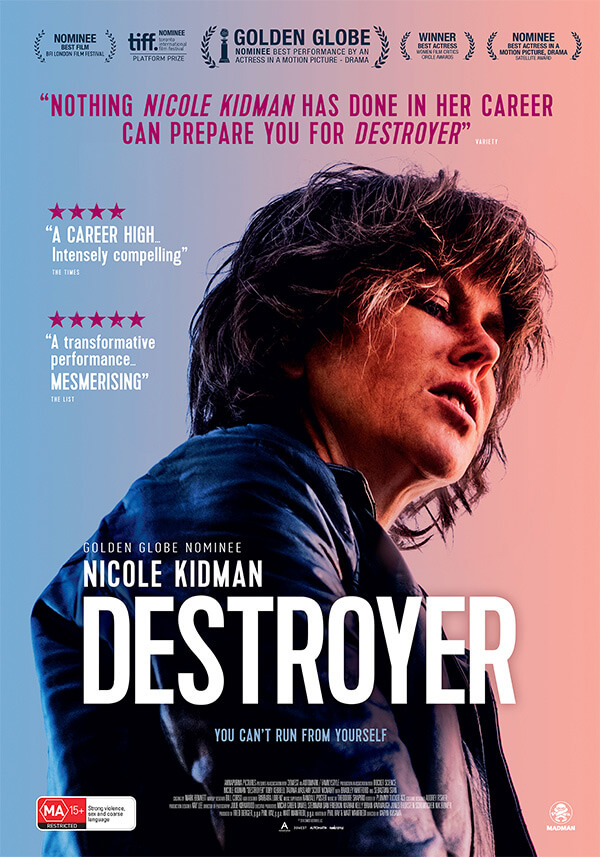 Poster of Destroyer