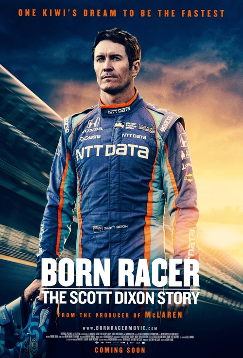 Poster of Born Racer: Scott Dixon's Story