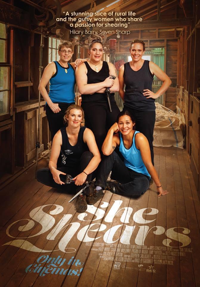 Poster of She Shears