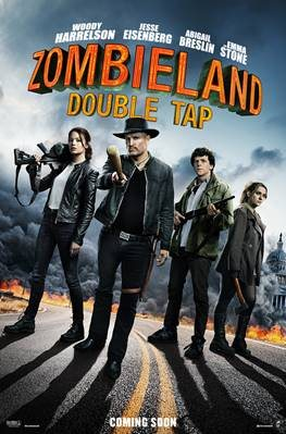 Poster of Zombieland 2: Double Tap