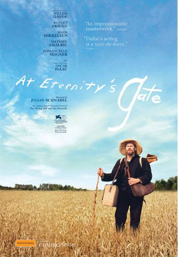 Poster of At Eternity's Gate