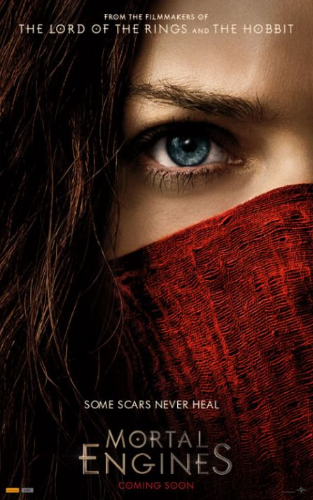 Poster of Mortal Engines 3D