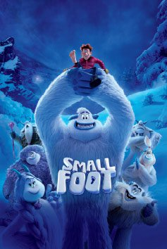 Poster of Smallfoot 3D