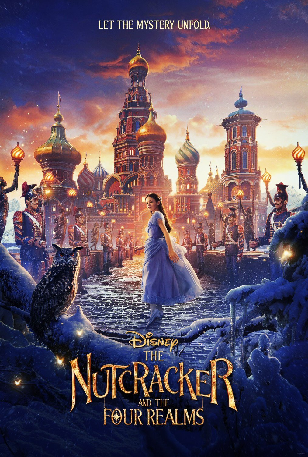 Poster of The Nutcracker and the Four Realms 3D